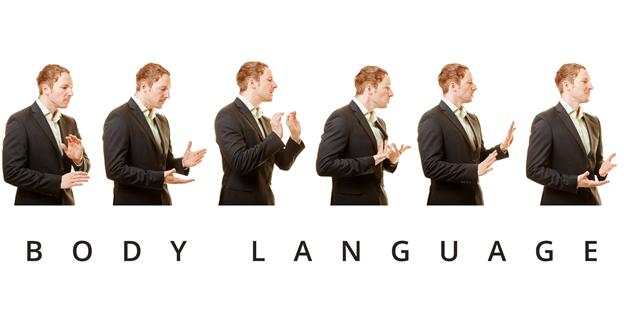 Image result for develop natural, expressive body language